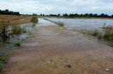 Augusta lietavu un plūdu nodarītie zaudējumi ir 4,38 miljoni eiro