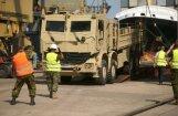 Latvijā ierodas kanādiešu artilērijas baterija ar M777 haubicēm