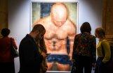 Foto: Rīgā atklāj Somijas Laikmetīgās mākslas muzeja 'Kiasma' izstādi