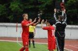 'Skonto' futbolisti pieveic čempionvienību 'Ventspils'