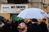 Itāļi sākuši pieprasīt populistu apsolīto naudu