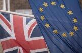 Londona: 'Brexit' sarunās joprojām jāatrisina 'lielas problēmas'