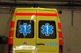 После пожара на катамаране четыре ребенка - в больнице в тяжелом состоянии