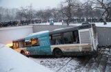 Водитель сбившего людей в Москве автобуса мог не задействовать тормоза