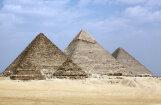 Heopsa piramīdā atklāti divi slepeni kambari