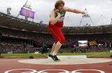 Lodes grūdēja Ostapčuka izcīna Baltkrievijai trešo zelta godalgu Londonas Olimpiādē