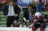 LHF  valde atlaiž visu Latvijas hokeja valstsvienības vadību; jauno treneri jāatrod līdz 1.novembrim