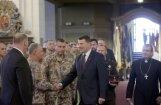 Вейонис: Земессардзе - краеугольный камень латвийской самообороны