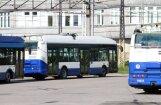 Par cik trolejbusus, tramvajus un autobusus pērk citviet Eiropā