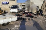 Asada spēki atbildīgi par nāvējošo ķīmisko uzbrukumu Hān Šeihūnai, secina ANO