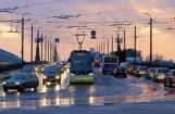 31 декабря и 1 января общественный транспорт Риги будет бесплатным