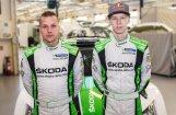 Latvijas čempions Rovanpera ieguvis 'Škoda Motorsport' rūpnīcas atbalstu
