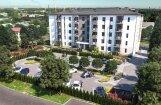 Foto: Investē 2,5 miljonus un Pārdaugavā sāk būvēt dzīvojamo ēku