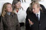 Путин рассказал про своих дочерей