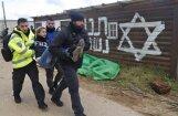 Izraēlā sākta evakuācija no nelegālas kolonistu apmetnes
