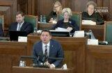 ВИДЕО: Кайминьш предложил посадить Судрабу в тюрьму