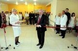 Noslēgusies vērienīgā Jelgavas slimnīcas rekonstrukcija