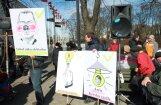 4.maijā pieteiktas divas protesta akcijas