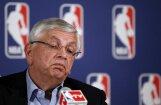 NBA  vienojas par jaunu līgumu ar tiesnešiem; lokautam beigas nav redzamas
