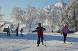 Ziemas prieki brīvdienās: Kur slēpot, snovot, slidot un šļūkt?