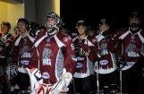 MHL  izlase aizvadīs piecas spēles Amerikā