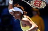 Venusa Viljamsa Vimbldonas čempionātā šokējoši izstājas pirmajā kārtā