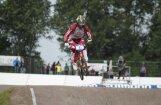 Štrombergs Londonas Olimpiādes kvalifikācijā ieņem 11.vietu; Treimanim kritiens