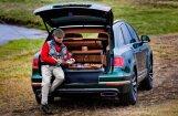 Zābaku žāvētājs bagāžniekā – piedāvājums makšķerniekiem ar 'Bentley Bentayga'