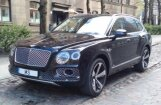Maksātnespējas administrators Sprūds iegādājies 300 tūkstoš eiro vērtu 'Bentley' apvidnieku