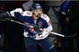 Daugaviņam šī KHL sezona noslēgusies rokas lūzuma dēļ, vēsta portāls