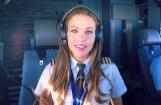 ФОТО: Небо, самолет, девушка - пилот из Швеции покорила пользователей Сети