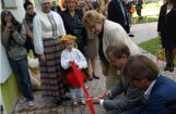 Rīgas domnieki atklāj jaunu bērnudārza filiāli