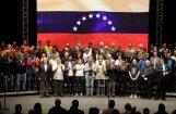 Venecuēlas opozīcija apvienojas brīvu vēlēšanu pieprasīšanai