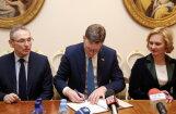 Рига: оппозиционные партии пообещали друг другу не сотрудничать с