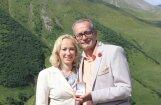 Tieslietu ministrs Rasnačs apprecējies ceturto reizi
