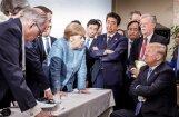Что стоит за этой фотографией на саммите