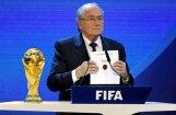 ФИФА отказалась публиковать итоги расследования выборов хозяина ЧМ-2018