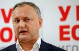 Moldovas prezidents atceļ karavīru piedalīšanos NATO mācībās Ukrainā