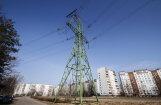 Цена на электроэнергию резко повысилась после отключения NordBalt