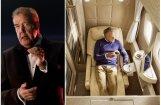 Video: Klārksons reklamē 'Mercedes' dizaina 'Emirates' pirmās klases kabīnes