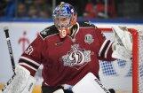 Paziņots Rīgas 'Dinamo' sastāvs sezonas tālākajam izbraukumam