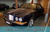 Valstij izdevies par 42 500 eiro pārdot kādā krimināllietā izņemto 'Bentley'