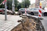 TV3: Ремонт улиц Риги мог затянуться из-за обходящей конкуренцию схемы