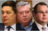 Ātruma pārsniegšana un savas teritorijas nesakopšana – Saeimas rudens sesijā administratīvi sodītie deputāti