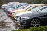 Топ подержанных автомашин в Латвии: VW, Volvo, Audi и BMW