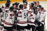 Zināmi Latvijas vīriešu hokeja izlases pretinieki nākamā gada PČ