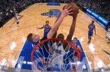 Video: Porziņģis NBA dienas TOP 10 divreiz paliek 'jaņos'