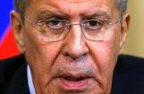 Ķīmiskais uzbrukums Sīrijā bija iestudēts, pēkšņi paziņo Lavrovs