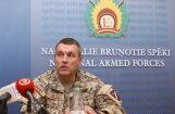 Obligātais militārais dienests Latvijā nav jāatjauno, norāda jaunais NBS komandieris