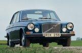 60. gadu prestiža simbols 'Volvo 164' svin 50. jubileju